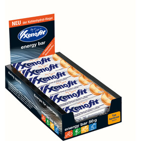 Xenofit Carbohydrate Bar Box 18x50g, Apricot